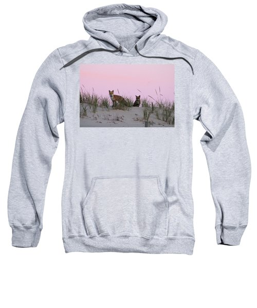 Fox And Vixen Sweatshirt