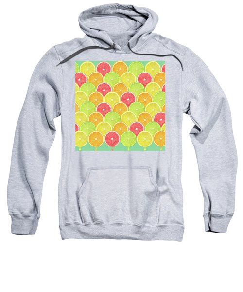 Fresh Fruit  Sweatshirt by Mark Ashkenazi