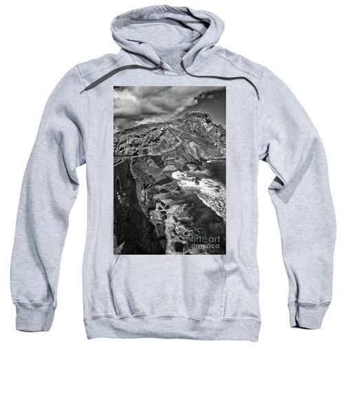 Gaztelugatxe Dragonstone Bw Sweatshirt