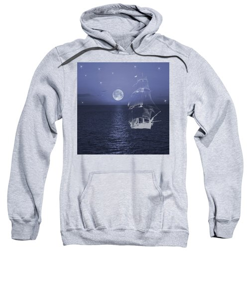 Ghost Ship Sweatshirt