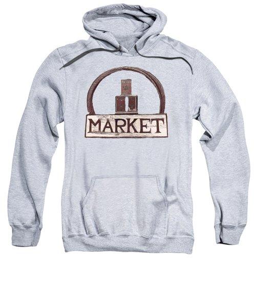 Going To The Market Sweatshirt