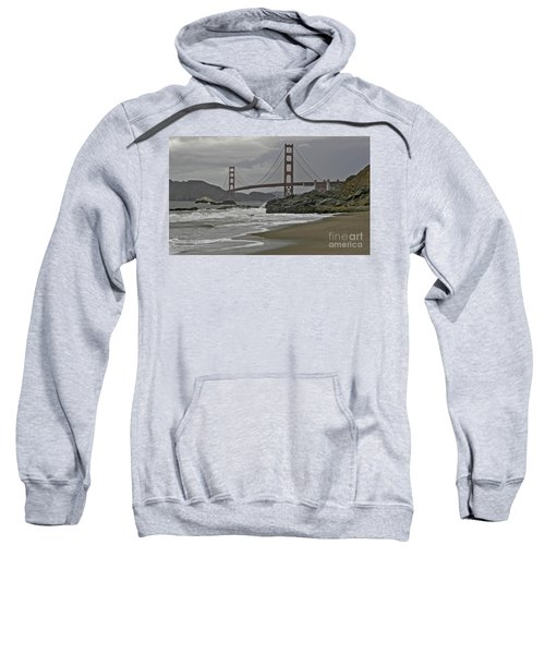 Golden Gate Study #1 Sweatshirt