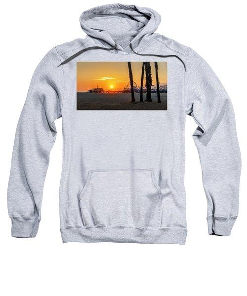 Golden Glow At Sunset Sweatshirt