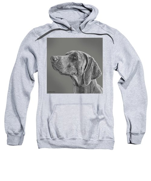 Gray Ghost Sweatshirt