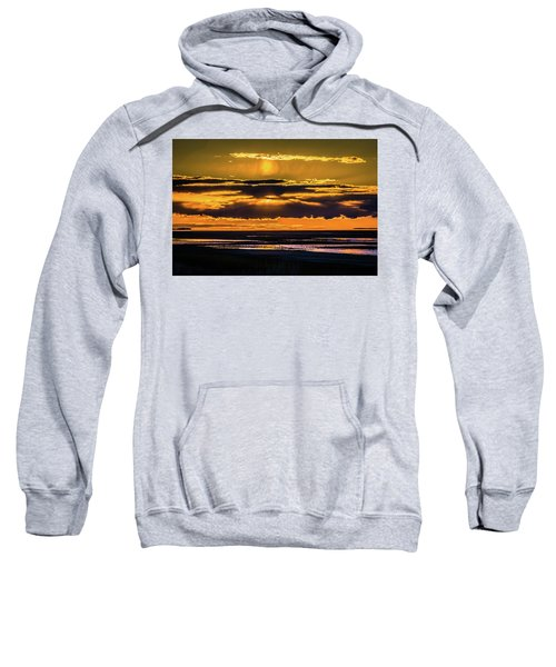 Great Salt Lake Sunset Sweatshirt