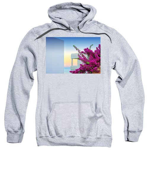 Greece 3  Sweatshirt