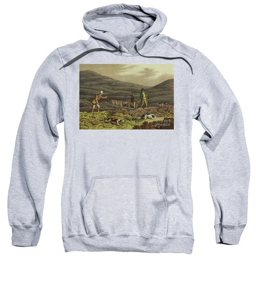 Grouse Shooting Sweatshirt