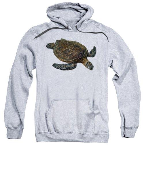 Hawaiian Sea Turtle Sweatshirt