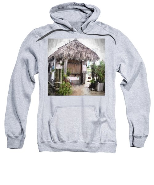 Hut Sweatshirt