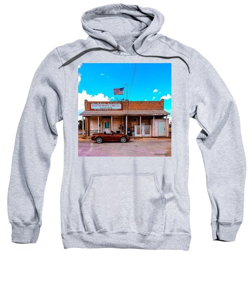 I Live In The 11th Most Populated City Sweatshirt