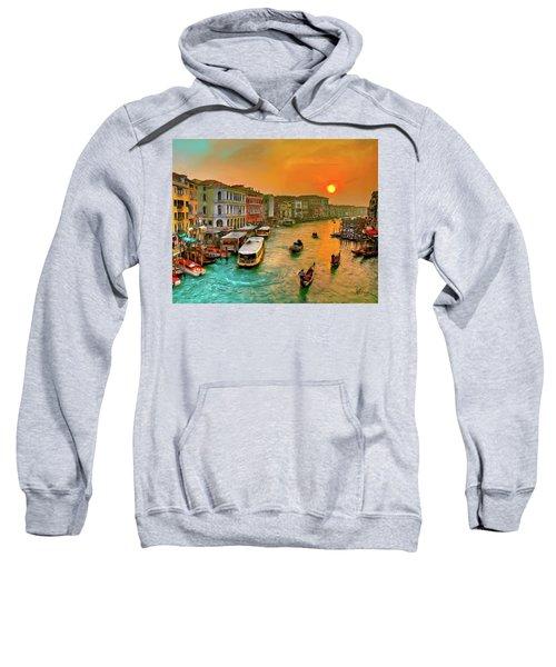 Imbarcando. Venezia Sweatshirt