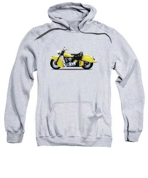 Indian Chief 1951 Sweatshirt by Mark Rogan