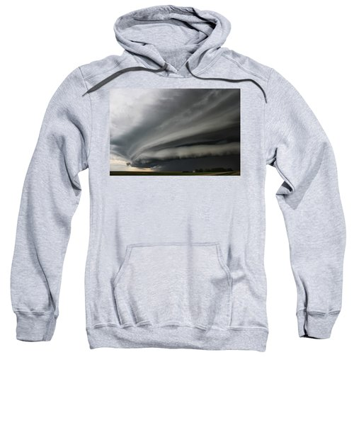 Intense Shelf Cloud Sweatshirt