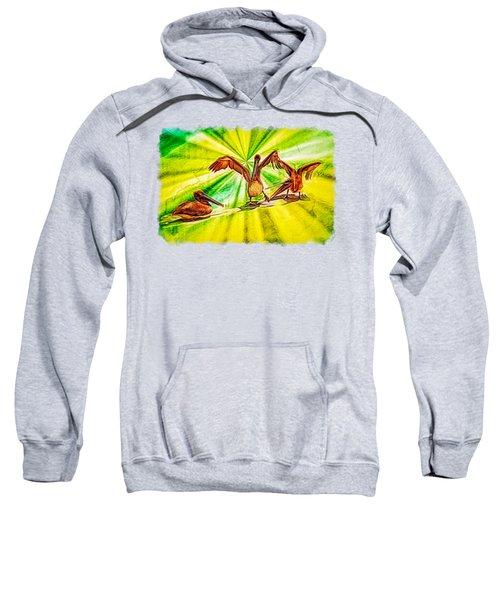 It's All Good Sweatshirt by John M Bailey