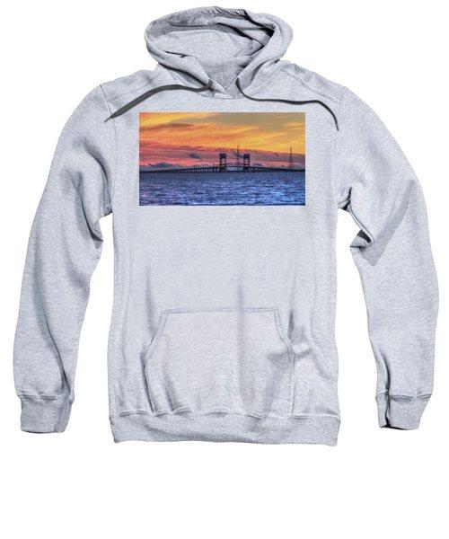 James River Bridge Sweatshirt