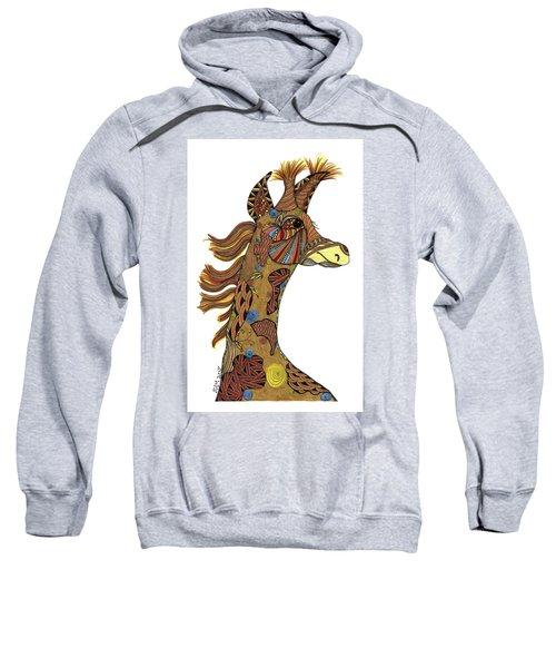 Josi Giraffe Sweatshirt