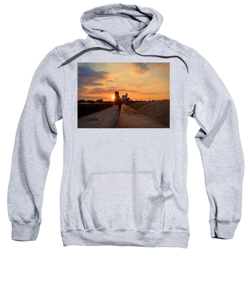 Katy Texas Sunset Sweatshirt