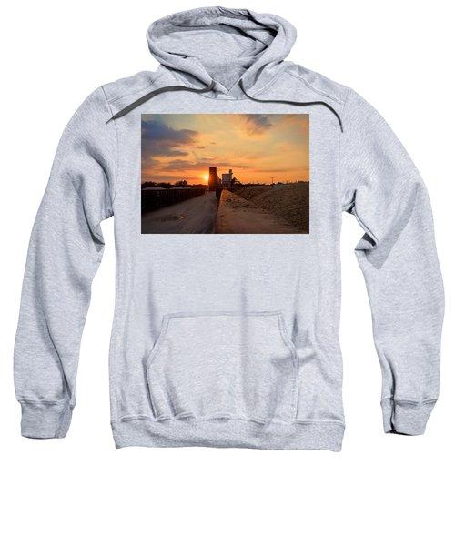 Katy Texas Sunset Sweatshirt