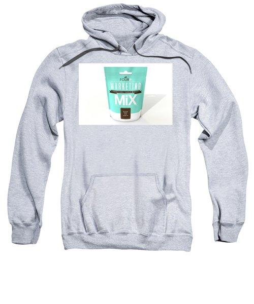 Marketing Mix 4 P's Sweatshirt