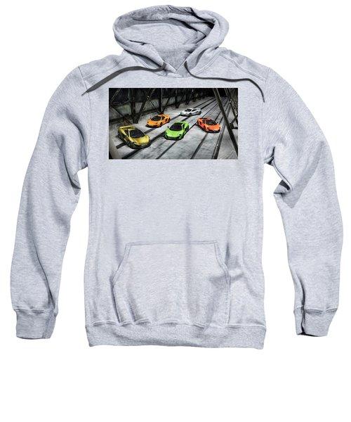 Mclaren Sweatshirt