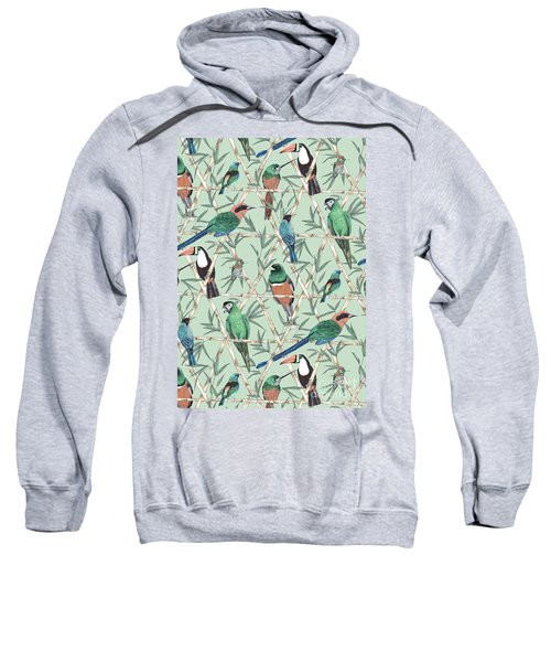 Menagerie Sweatshirt by Jacqueline Colley