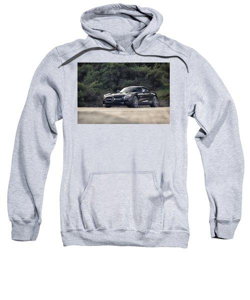#mercedes #amg #gts Sweatshirt