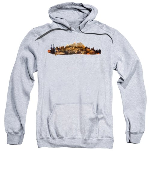 Mirror Finish Sweatshirt