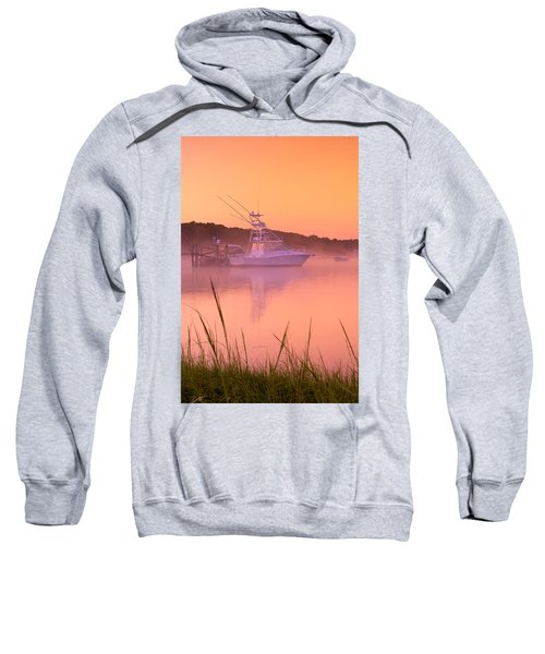 Misty Morning Osterville Cape Cod Sweatshirt