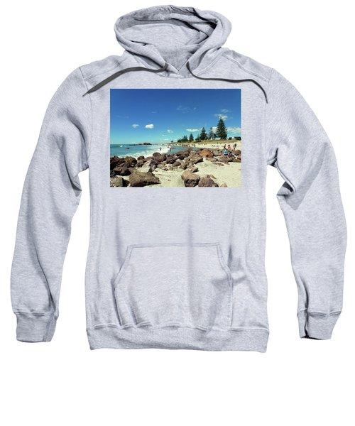 Mount Maunganui Beach 2 - Tauranga New Zealand Sweatshirt