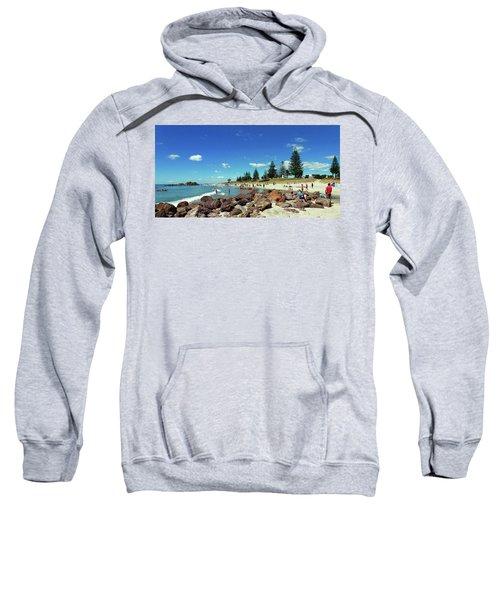 Mount Maunganui Beach 6 - Tauranga New Zealand Sweatshirt