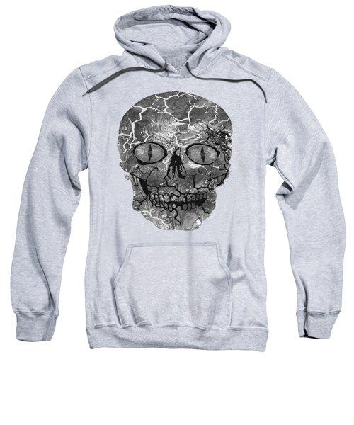 My Spooky Gothic Halloween  Sweatshirt