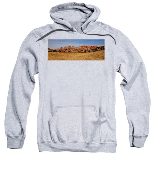 Needles At Canyonlands Sweatshirt