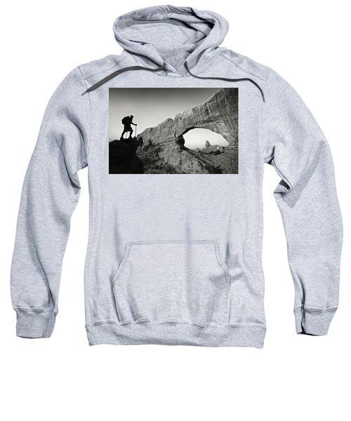 North Window Arch Sweatshirt