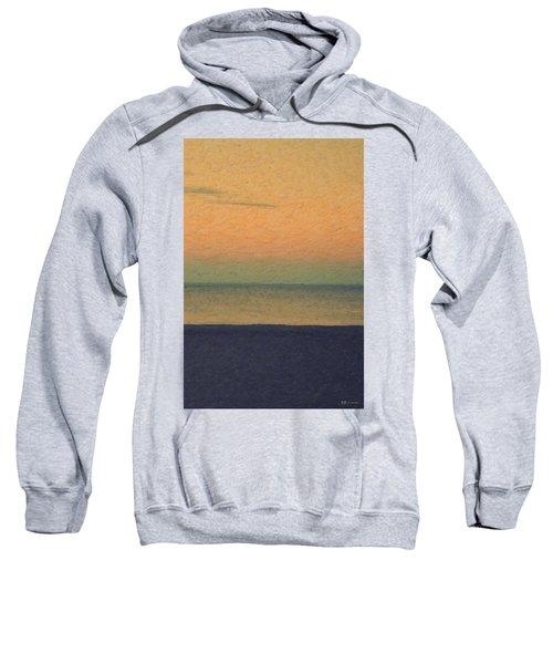 Not Quite Rothko - Breezy Twilight Sweatshirt