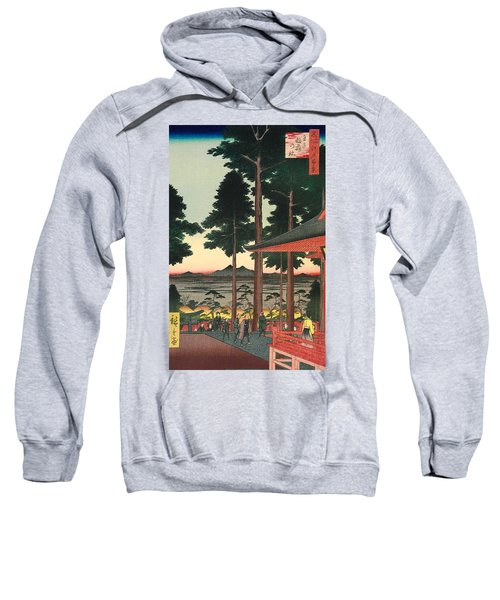 Oji Inari Shrine Sweatshirt