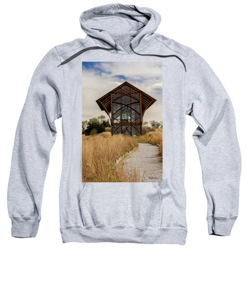 Omaha Holy Family Shrine 2 Sweatshirt