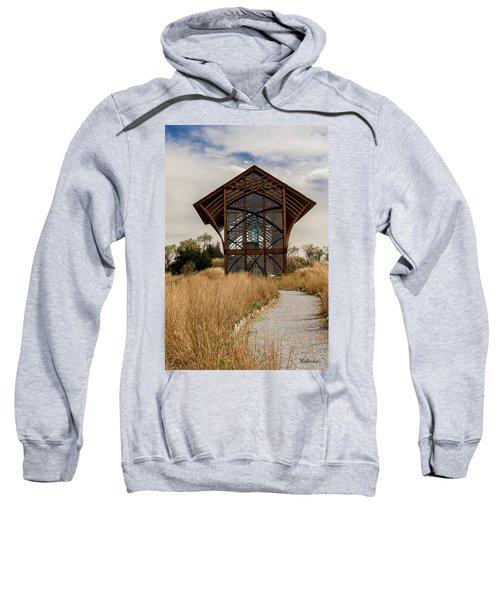 Omaha Holy Family Shrine 2 Sweatshirt