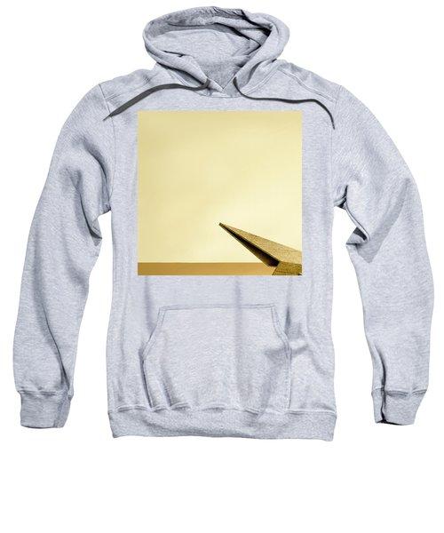 Paper Airplanes Of Wood 7-1 Sweatshirt