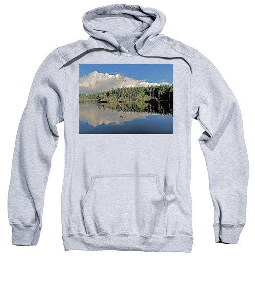 Pause And Reflect Sweatshirt