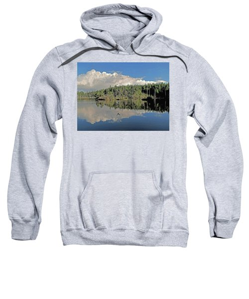 Pause And Reflect Sweatshirt