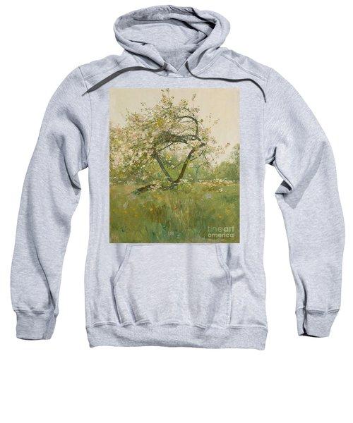 Peach Blossoms Sweatshirt