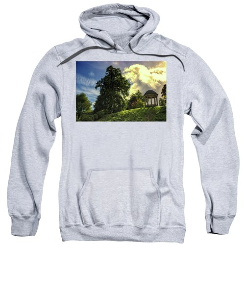 Petworth House Sweatshirt by Martin Newman