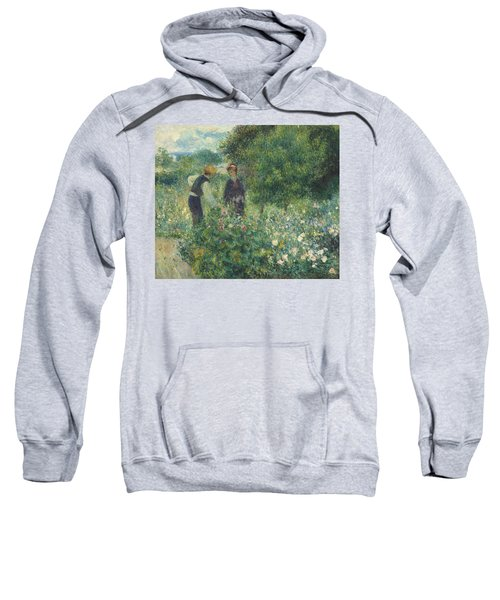 Picking Flowers Sweatshirt