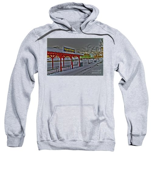 Pittsford Canal Park Sweatshirt