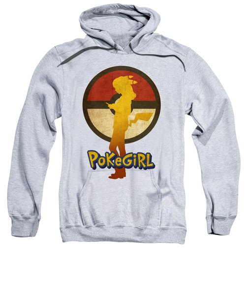 Pokegirl 3 Sweatshirt