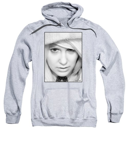 Portrait Of A Sorceress Sweatshirt