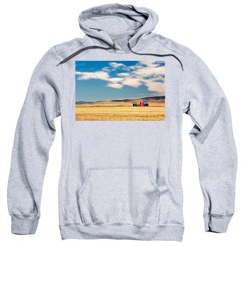 Prairie Red Sweatshirt