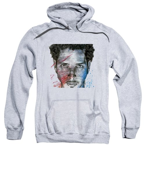 Pretty Noose - Tribute To  Chris Cornell Sweatshirt