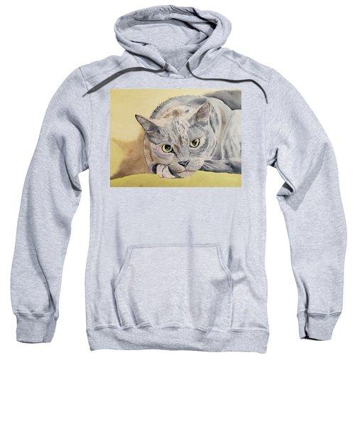 Puss Off Sweatshirt