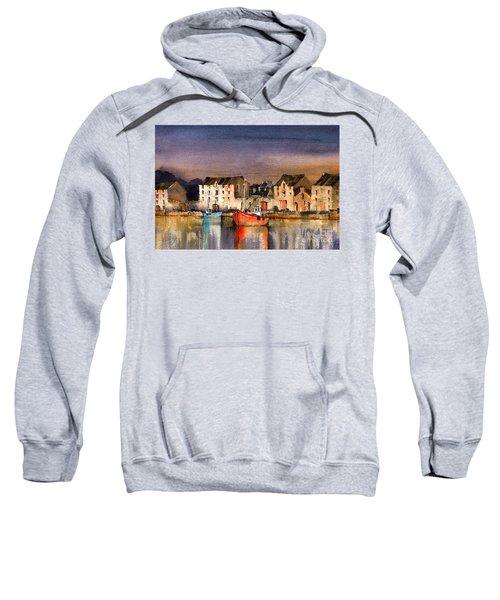 Ramelton Dusk, Donegal. Sweatshirt